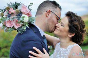 jeunes mariés chrétiens